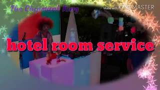 Hotel Room Service - Chipmunks - Music Video First Video Of 2018. (happy New Years)