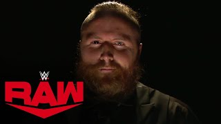 Kevin Owens can't escape Aleister Black: Raw, Sept. 28, 2020