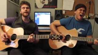 Mumford & Sons - Lover Of The Light (Gareth Bush & Chad Price Cover)