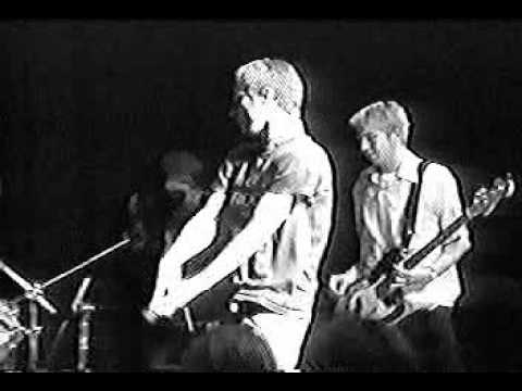 At The Drive-In - UTEP Union, El Paso, 1995