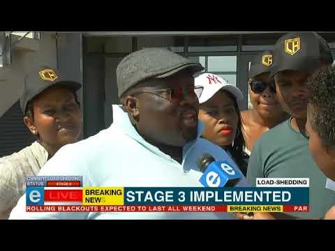 Mass meeting in Khayelitsha over unfair labour practices