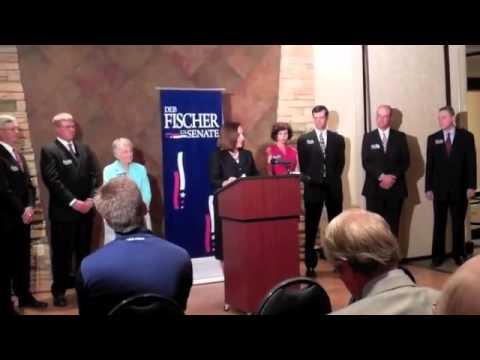 Deb Fischer Announcement Speech