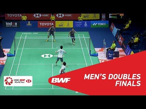 BWF 2018 vs. Kamura/Sonoda (JPN) vs. Endo/Watanabe (JPE)