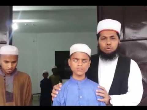 Nazat Blind Student Goreeb Eatheem Trust Fund Uk Youtube