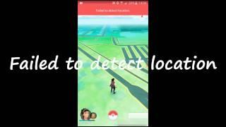 Pokemon Go nie działa poradnik krok po kroku jak naprawić failed to detect location