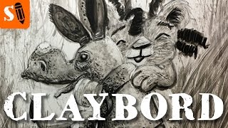 How to draw on Claybord - Stayf Draws