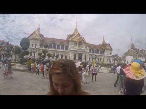 Bangkok, Thailand Travel   07/2016