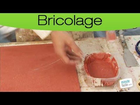 Faire De LEnduit Dcoratif Faon Peinture Stucco  Youtube