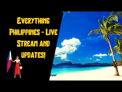 Everything Philippines - Open Forum & Updates July 21st from YouTube · Duration:  1 hour 29 minutes 20 seconds