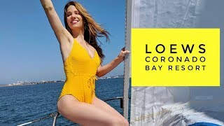 Loews Coronado Bay Resort: Best Family Friendly San Diego Hotel