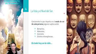 LA VIDA Y EL NIVEL DEL SER - No. 24
