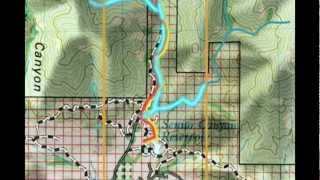 Asbestos, San Antonio Creek, Senior Canyon Water and The Thacher School