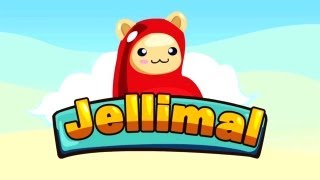 Jellimal - iPhone/iPod Touch/iPad - HD Sneak Peek Gameplay Trailer