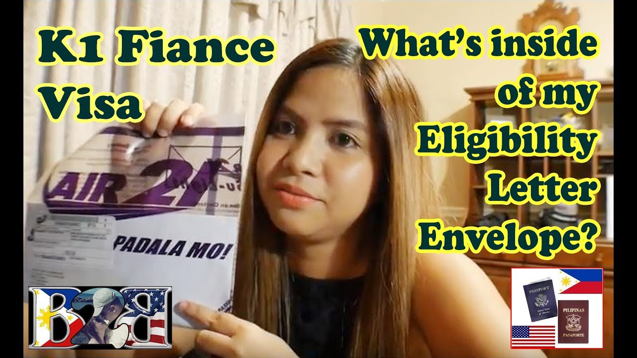 K1 Visa ELIGIBILITY LETTER from US Embassy! | Music Jinni