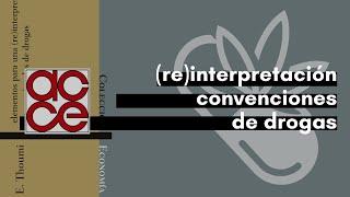 Elementos para una (re) interpretación de las convenciones internacionales de drogas (libro)