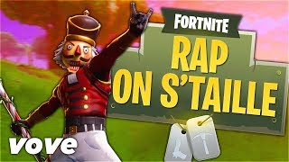 T.E.S.O | ON S'TAILLE [RAP FORTNITE]