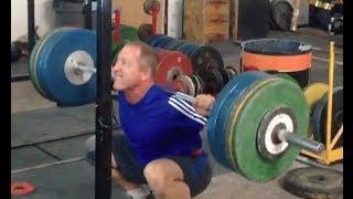Tim Nasty with a PR - 160kg / 352 pound Squat