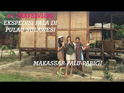#1 TRAVEL VLOG | SULAWESI, INDONESIA | EKSPEDISI PALA part 1