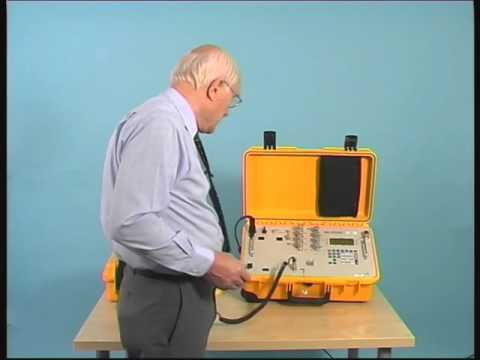 MPS31C RVSM Air Data Test Set