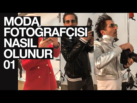 Turkiye'de Nasıl Moda Fotoğrafçısı Olunur ! Bölüm 1 📸