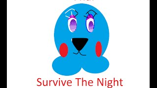 Fnaf:Survive The Night. Female Cover