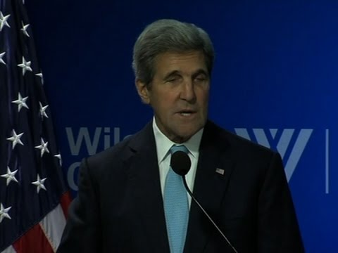 Kerry: Israel's Peres a 'Giant of History'
