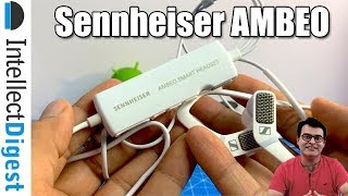 Sennheiser AMBEO Smart Headset Unboxing And Review | Intellect Digest