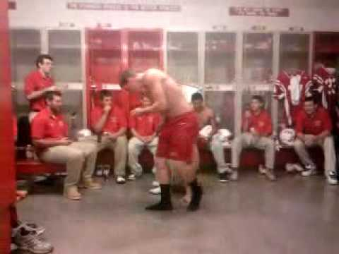 Locker Room Wrestling