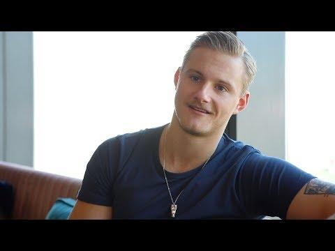 Alexander Ludwig | Vikings Interview