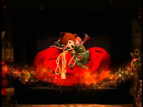 Before barney doll winks barney s night before christmas youtube