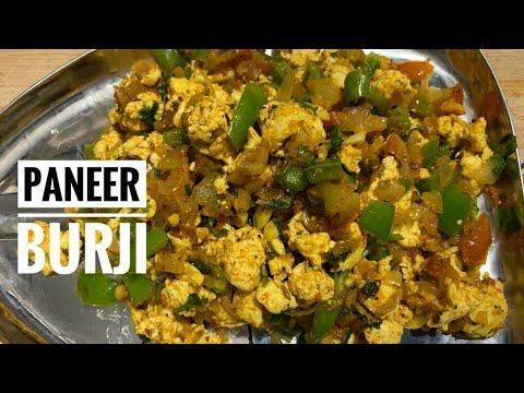 Paneer burji | using home made paneer & special masala | must try paneer dish