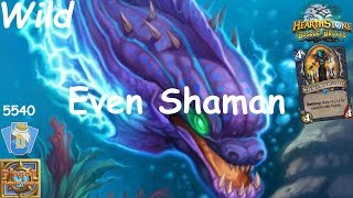 Hearthstone: Even Shaman Post-Nerf #2: Witchwood (Bosque das Bruxas) - Wild Constructed