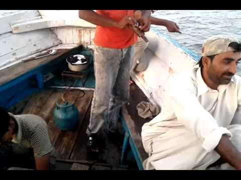 Fishing trip karachi