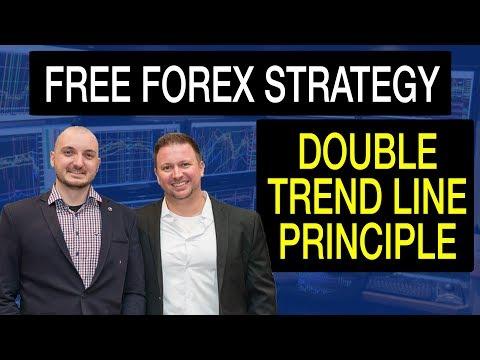 Free Killer Forex Strategy - Double Trend Line Principle by Yordan