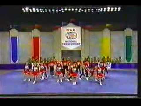 1992 N.C.A. Nationals - North Garland High School (Large Co-