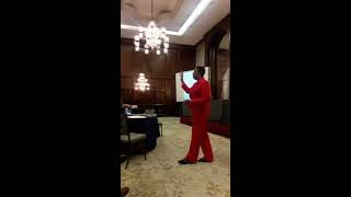 Loronda C. Giddens - Keynote Speaker for the Georgia Juvenile Services Association Conference 9/1/17