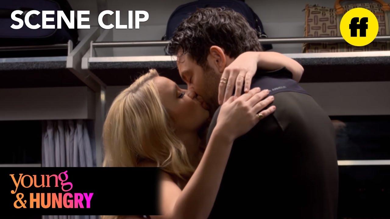 "Download Young & Hungry   Season 5, Episode 10: Josh Tells Gabi, ""I Love You""   Freeform"