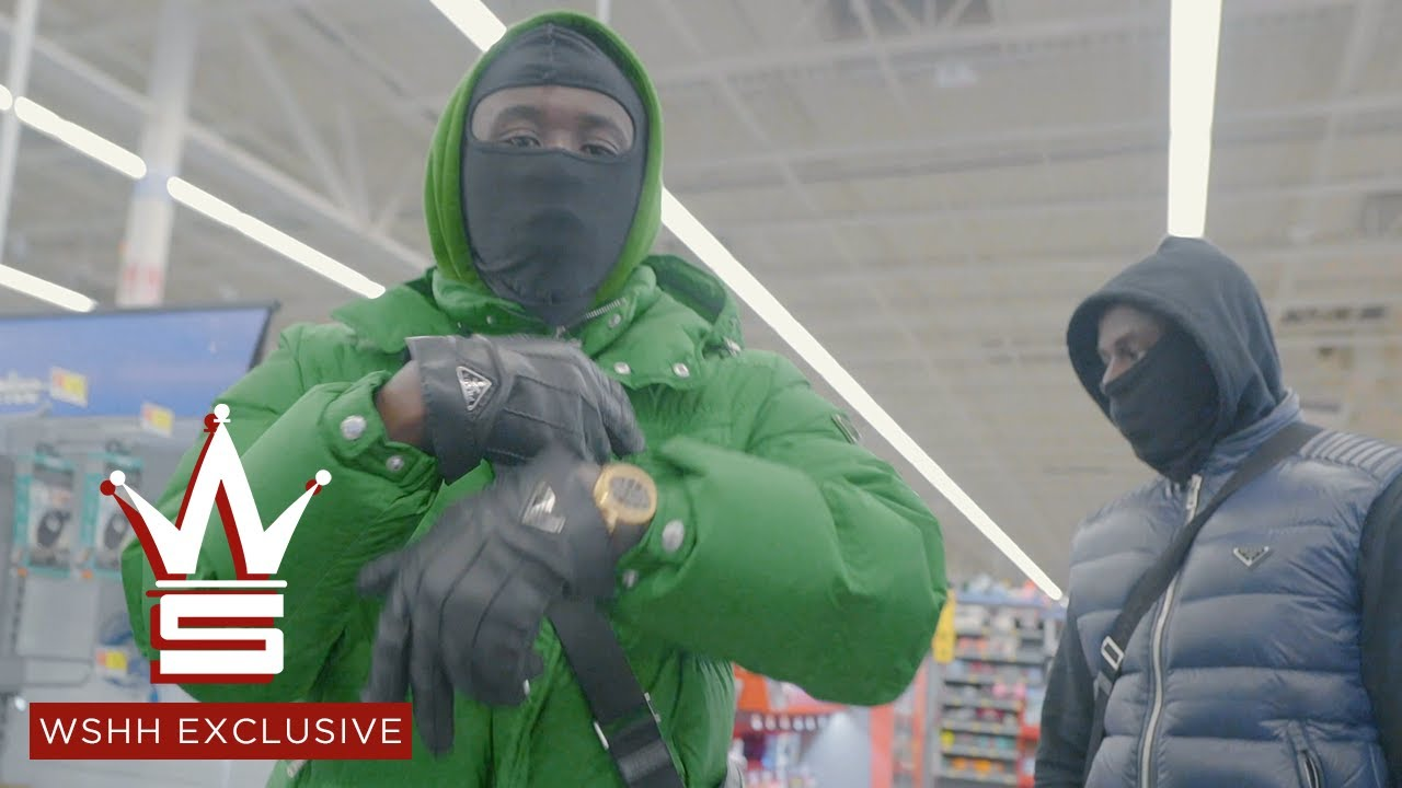 """Download G4Choppa & G4 Boyz - """"In Scam We Trust"""" (Official Music Video - WSHH Exclusive)"""