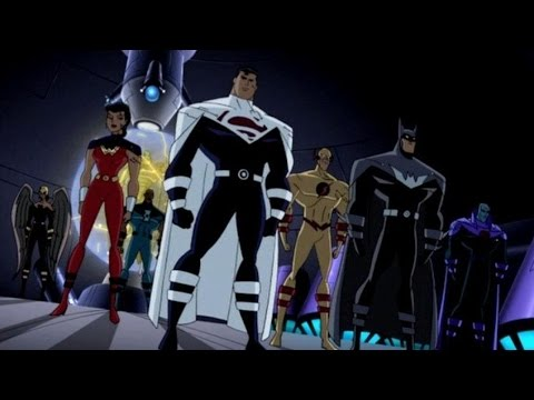 Justice League: Gods and Monsters Cast Interview - Comic-Con 2015