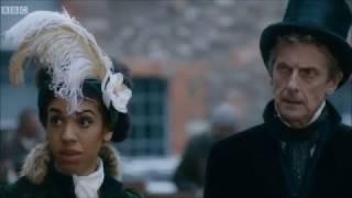 Doctor Who - Bill Speaks Her Mind In 1814