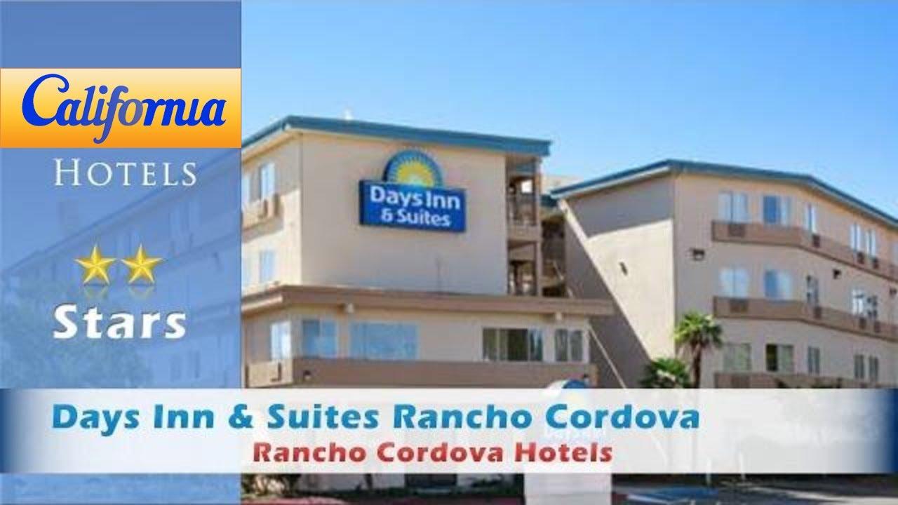 Days Inn Suites Rancho Cordova Hotels California