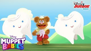 Fozzie's Tooth Fairy Song | Muppet Babies | Disney Junior