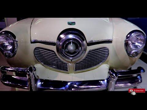 1915 - 1959 Classic Vintage Car Models Part 1 of 2