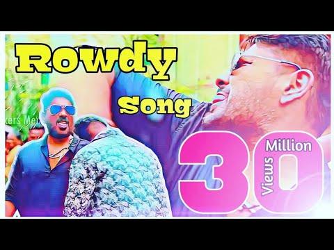 #gana_kuyil_balamurugan #rowdy Song2 I #ganarockersmedia