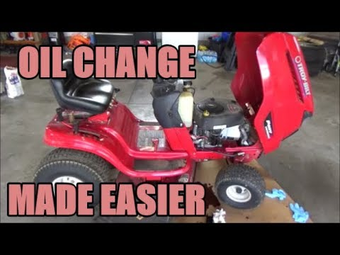 How To Replace The Extension Spring On A Troy Bilt Pony