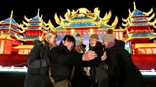 1500 китайских фонарей озарили Лондон (новости)