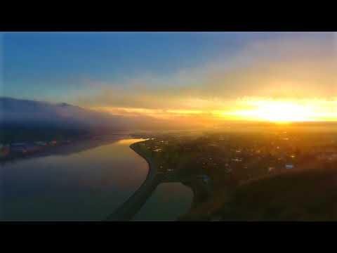DroneHub Live Wallpaper Series - Clarkston Sunrise