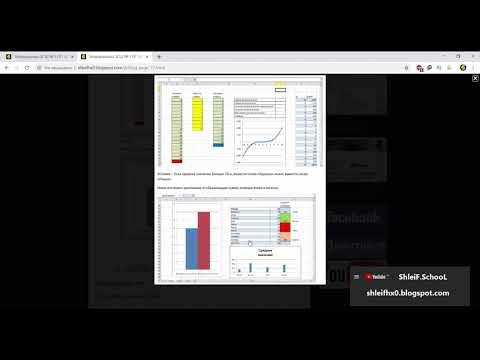 Excel Уроки. Excel Для начинающих. Функции и Диаграммы Excel #2