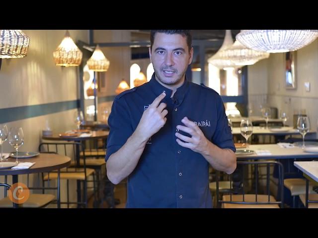 Fernando Ruiz y la apasionada historia tras su restaurante Paipái | CHEF DIGITAL TV