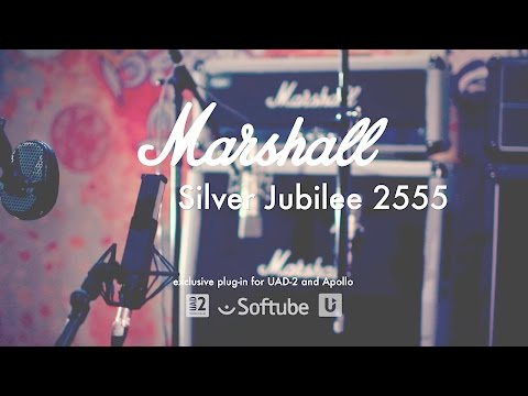 UAD Marshall Silver Jubilee Plug-in by Softube